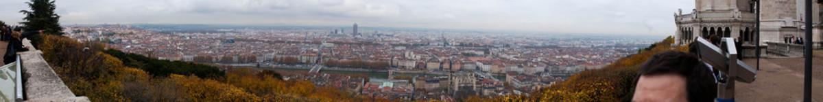 Lyon Panorama
