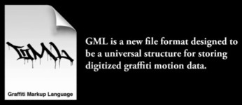 GML: Graffiti Markup Language