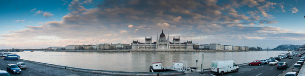 Parliament panorama