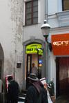 Narrowest building in Bratislava