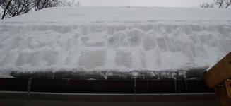 Mini-avalanches