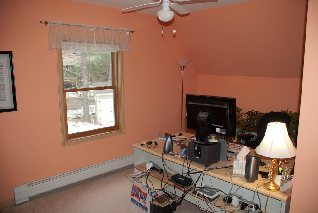 My office: before