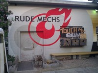 Rude Mechs theater