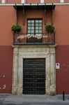 Sevilla doorway