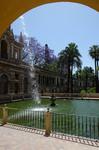 Mercury's fountain