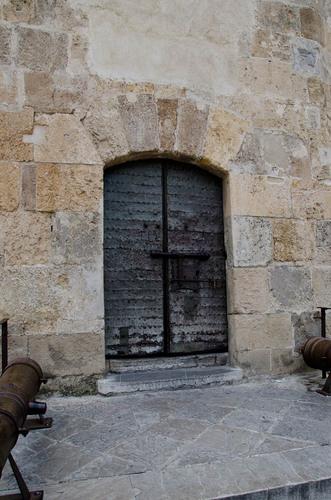 Sevilla doorway