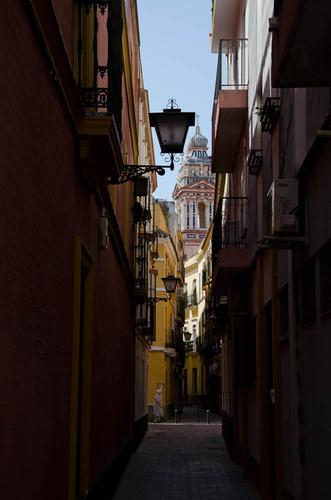 Sevilla street