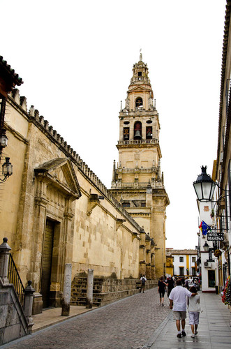 Mosque of Córdoba Belltower