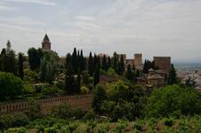 The Palacio de Generalife