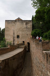 Alhambra tower