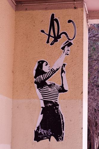 Avignon graffiti