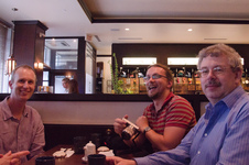 Dining in Toronto