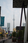 CN Tower by day