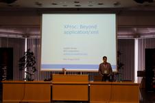 XProc: Beyond application/xml