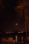 The Moon, Jupiter, and Venus