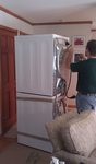 Washer/dryer on the move