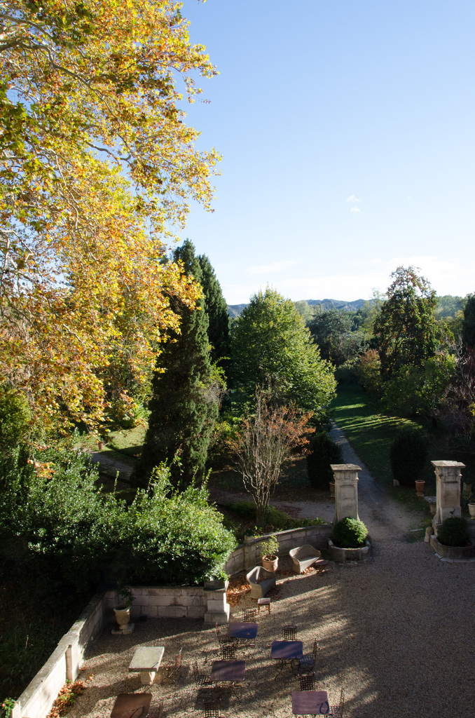 Château de Roussan