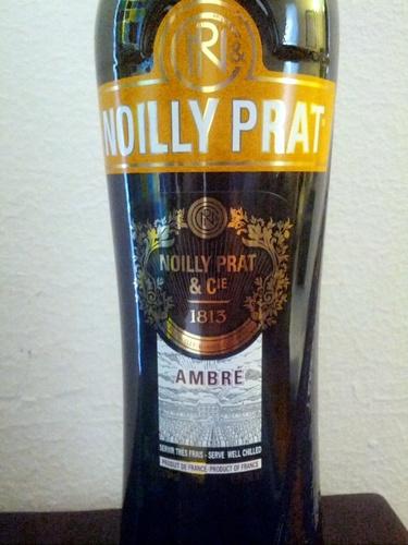 "Noilly Prat ""Amber"""
