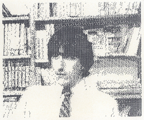 Digital photo, circa 1983