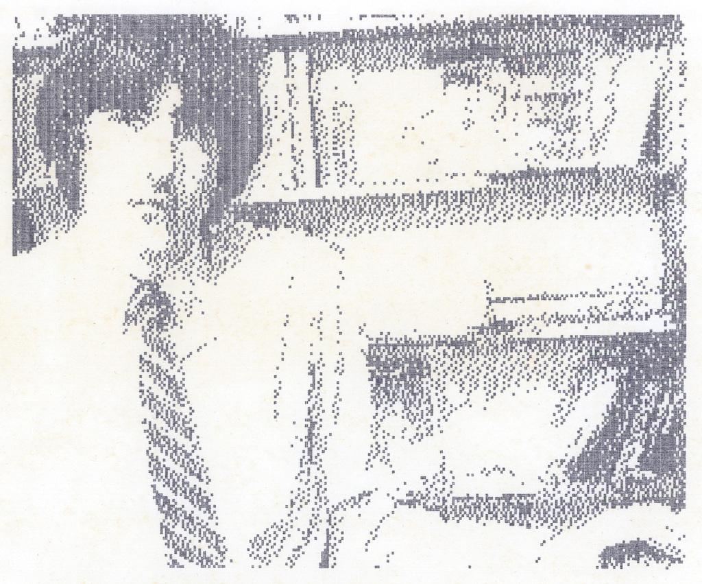 Digital photo, circa 1983