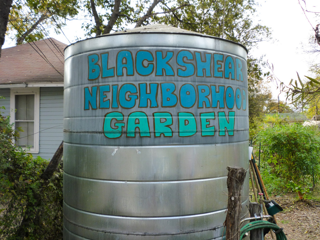 Blackshear Neighborhood Garden