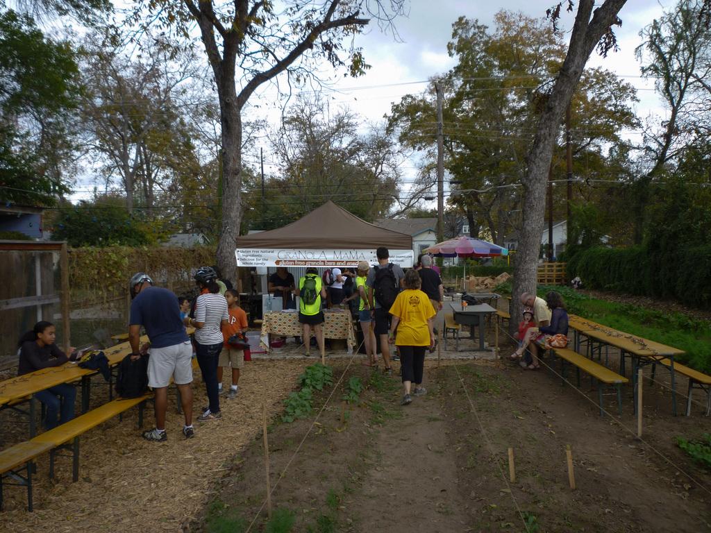 Urban Farm Bicycle Tour 2012