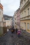 XMLers descending into Karlovy Vary