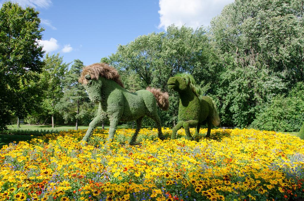 Montreal Botanical Gardens