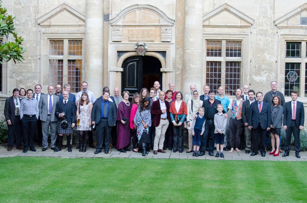 XML Summer School 2013 Group Photo