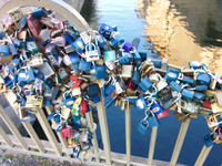 Locks of love?