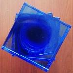 Blue three