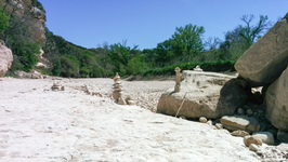 More stacked rocks