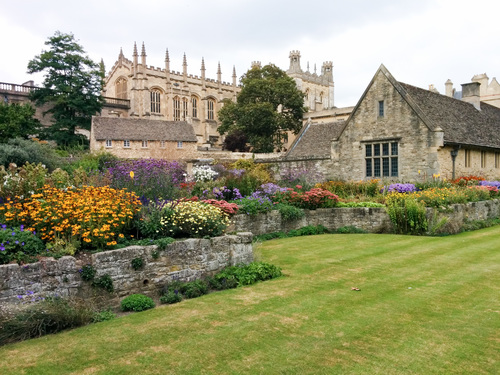 Oxford flowers