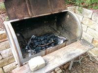BBQ prep
