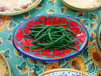 Garden green beans