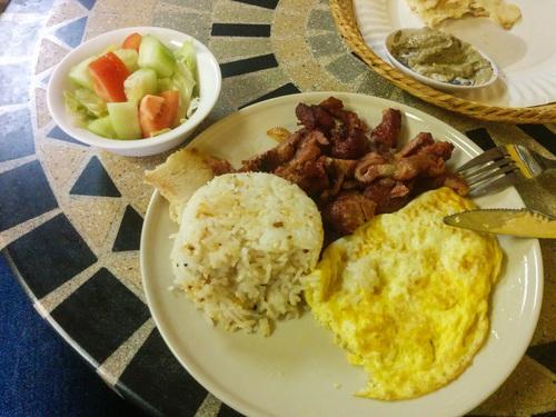Breakfast at Good Bites Cafe
