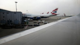 Heathrow morning
