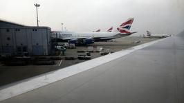 Heathrow morning