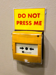 Do Not Press Me