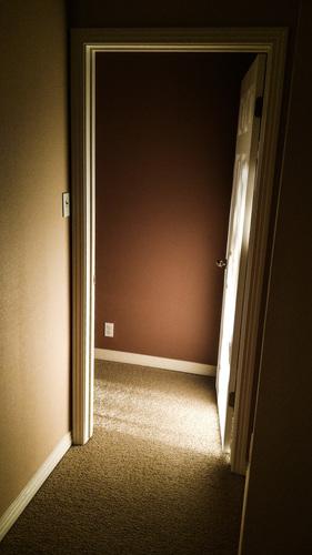 Sunny door