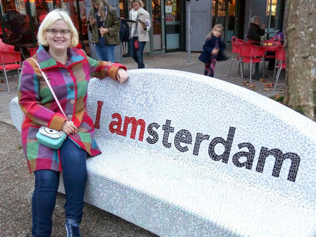Bethan I Amsterdam