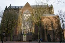 Trompe l'oeil cathedral