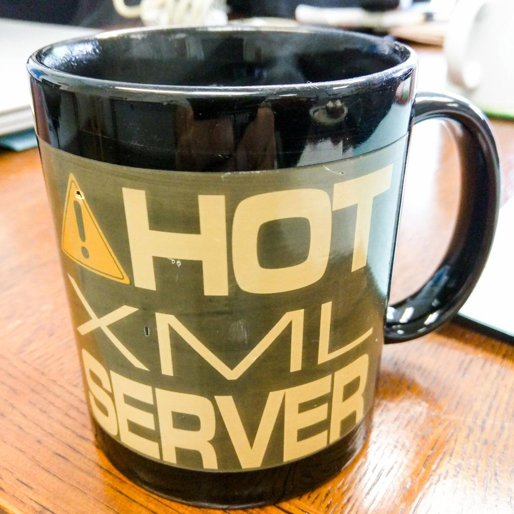 Hot XML Server