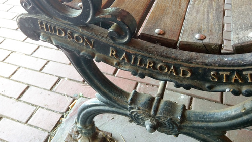 Hudson Railroad Station