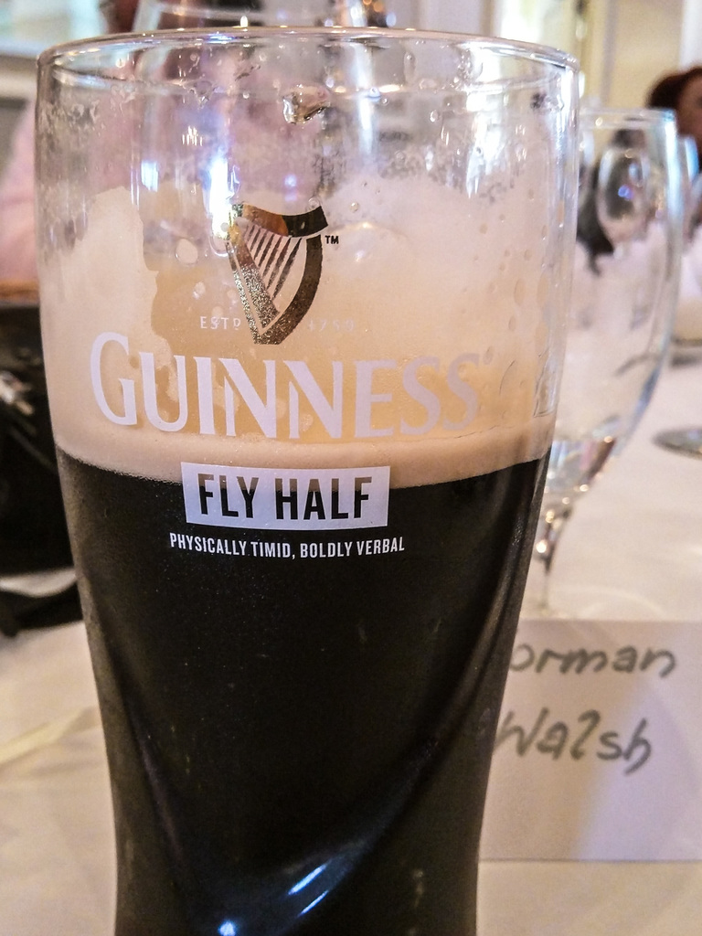 Fly half