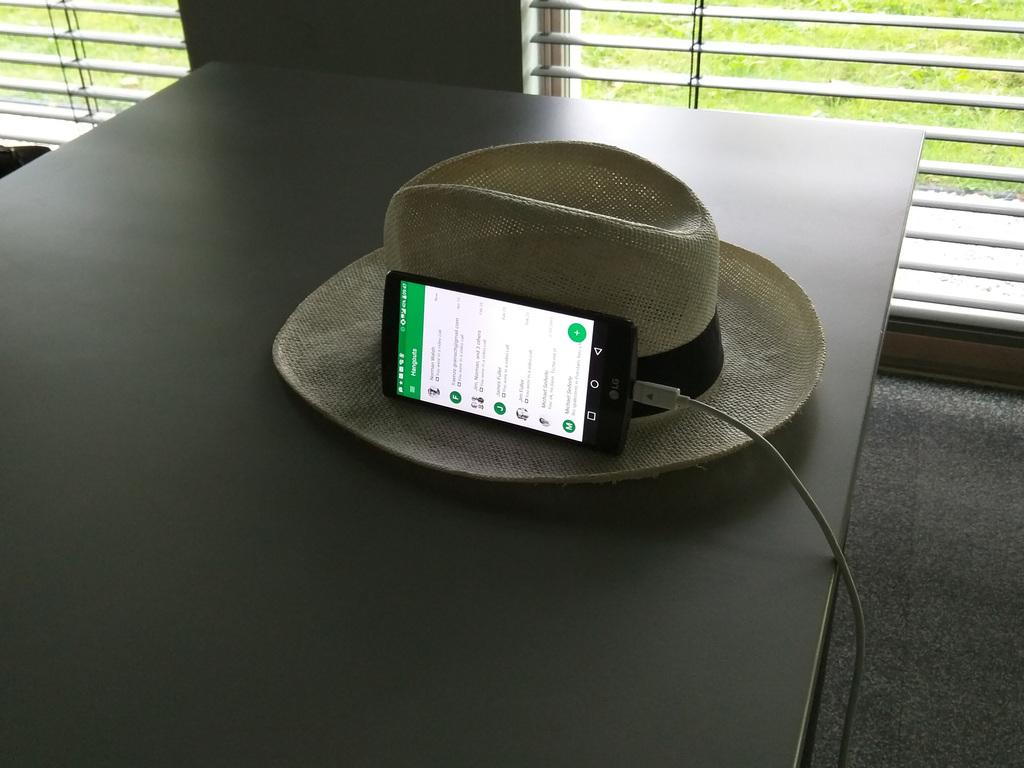XProc telepresence