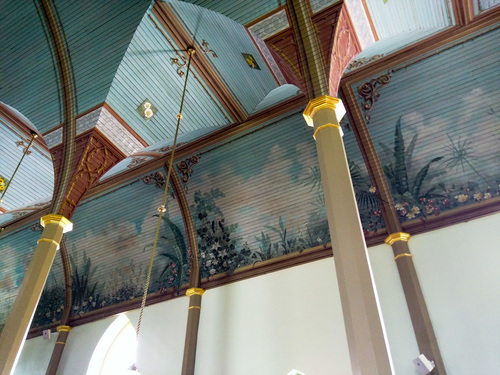 Painted churches