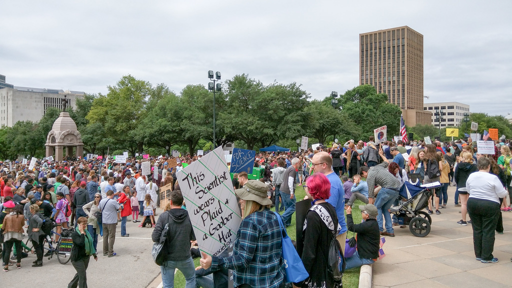 Austin Science March