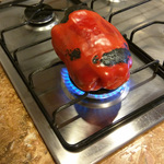 Roasted peppers, anyone?