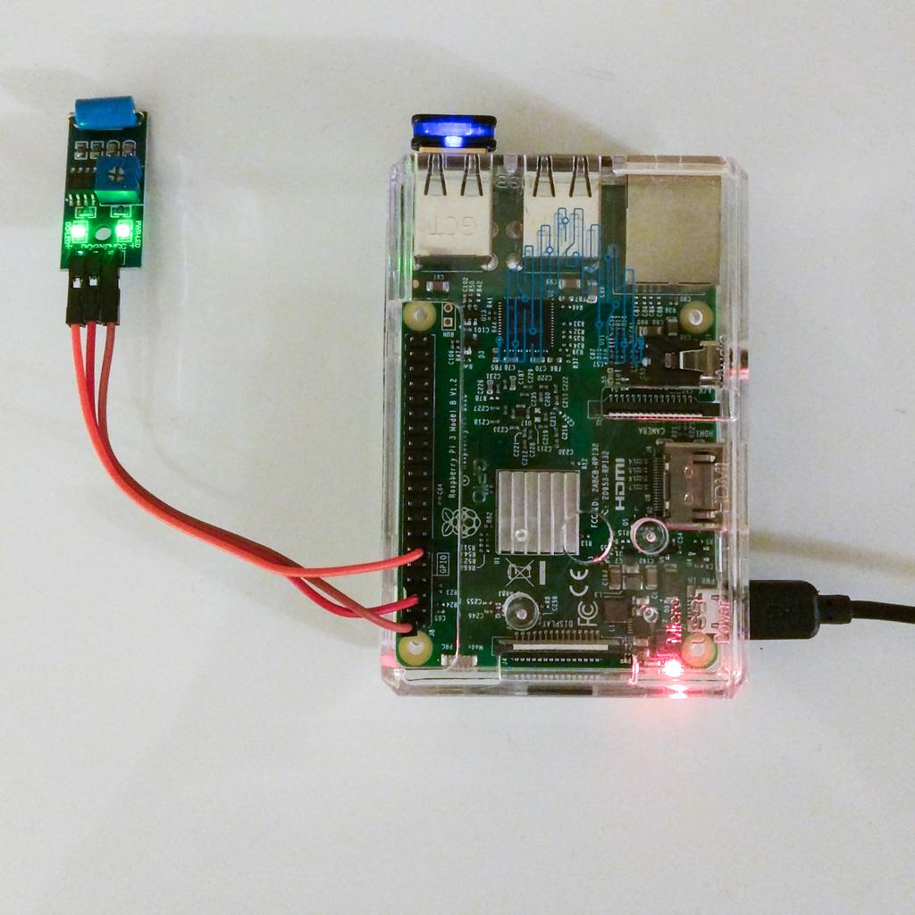 Vibration detector